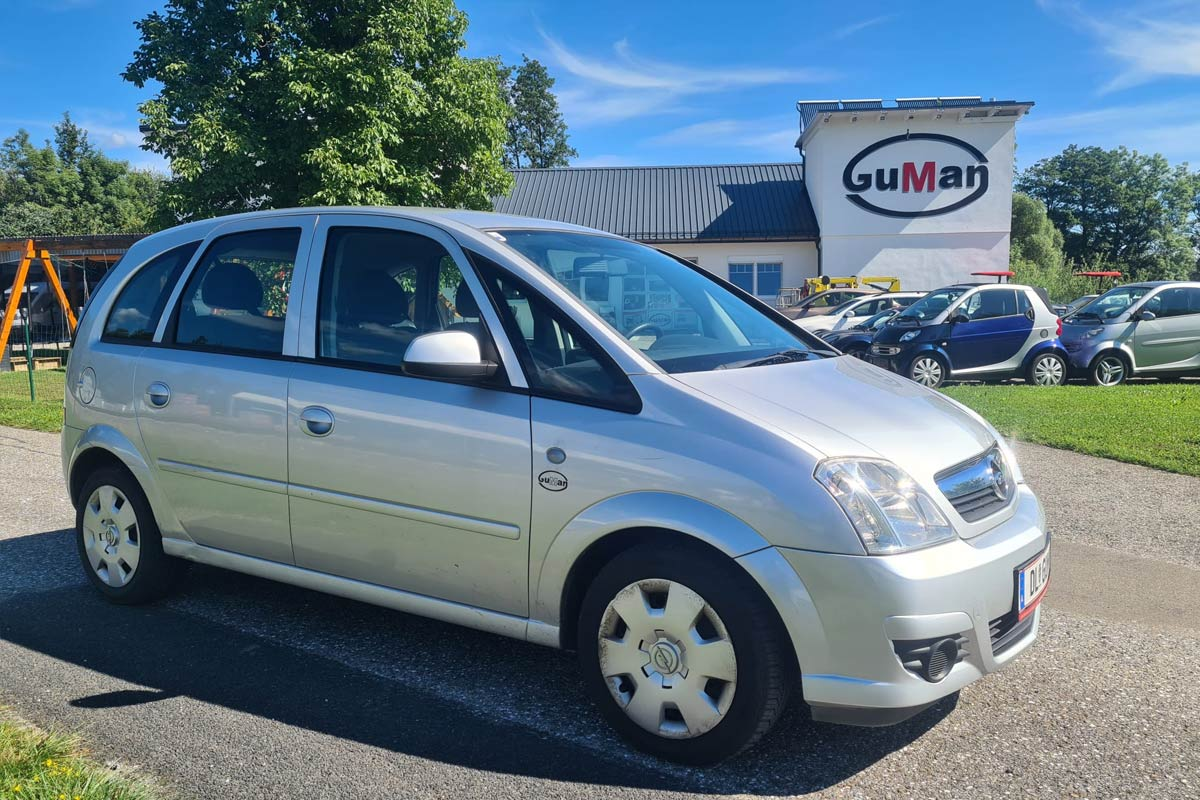 GuMan Opel Meriva